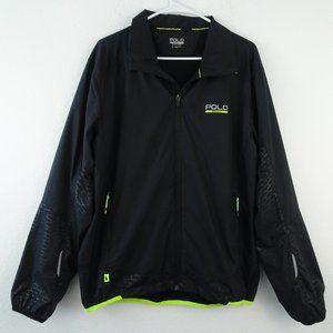 Men's Polo Sport Windbreaker Jacket Size Large